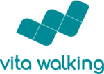 Vita Walking Logo