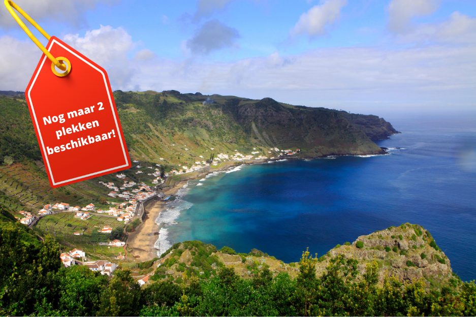 18 t/m 24 oktober 2021 – Ladies only – Grand route de Santa Maria (Azoren)